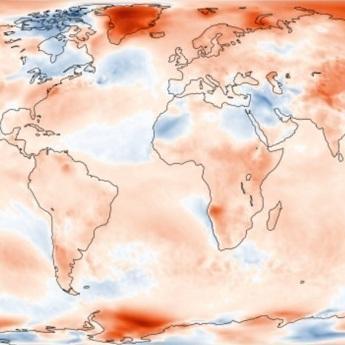 Avril 2019 plus chaud que la normale dans le Monde