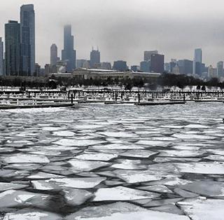 Vague de froid record au Canada et dans le Nord-Est des Etats-Unis