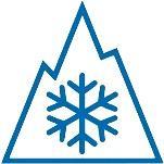 Enneigement sur les Alpes et les Pyrénées au 5 décembre