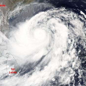 Cyclone Fani : forte menace pour l'Est de l'Inde et le Bangladesh